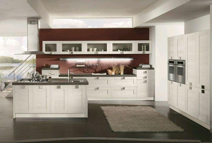 La vostra cucina pagina 2 vivere insieme forum for Cucina moderna quadrata