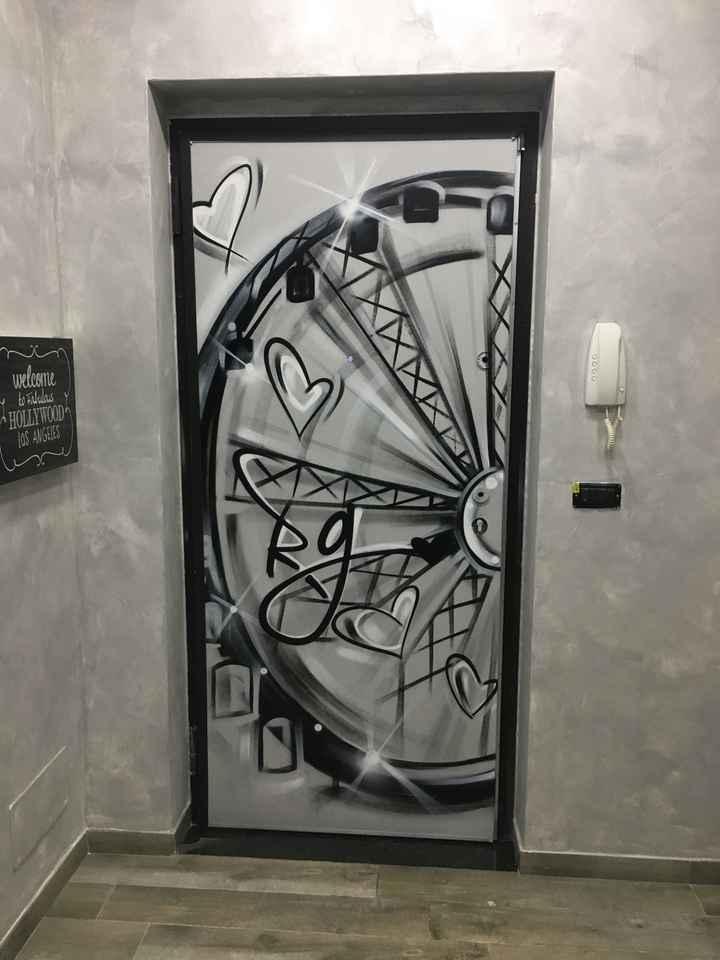 La mia porta! Vi piace?😍 - 1