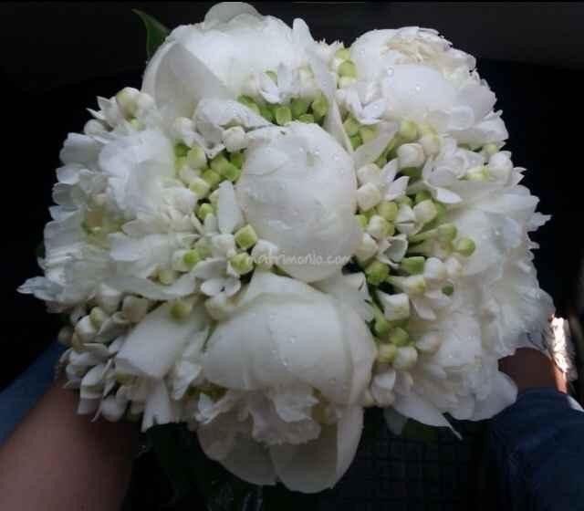 Bouquet sposa 👰🏽 - 1