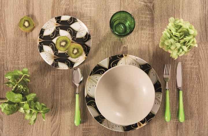 Servizio piatti - 1
