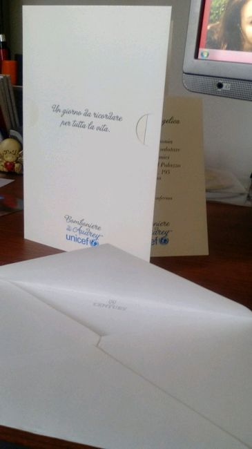 Segnaposto Matrimonio Unicef.Bomboniere Unicef Organizzazione Matrimonio Forum Matrimonio Com