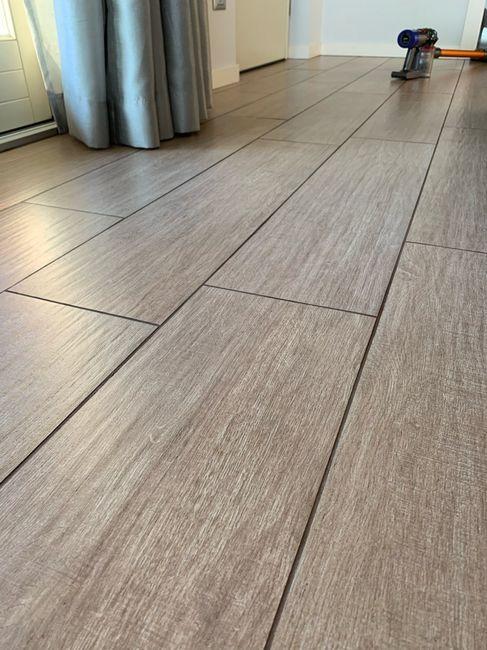 Help!! Pavimento gres porcellanato effetto legno ruvido 3