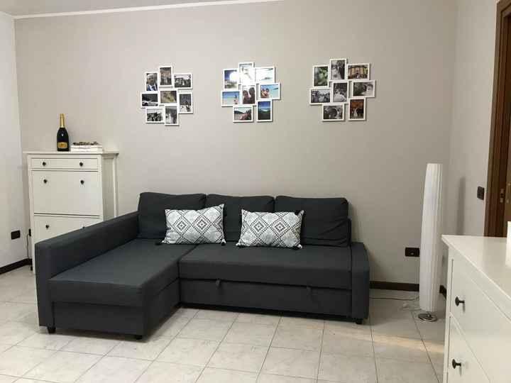 Mobili Ikea ( letto, divano, armadi) - 1