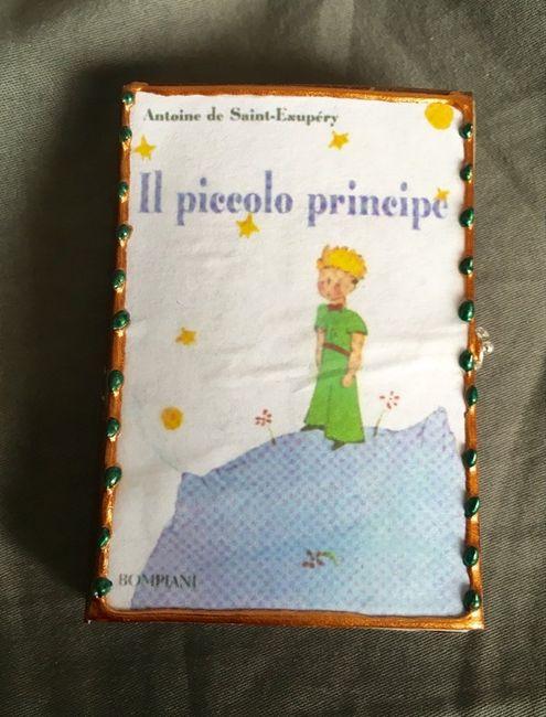 Matrimonio Tema Piccolo Principe : Tema piccolo principe tutto prende forma