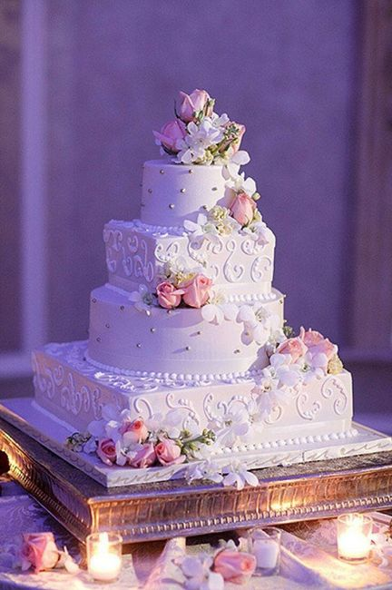 beautiful blue and pink wedding cakes foto torta cake design ricevimento di nozze forum 11206