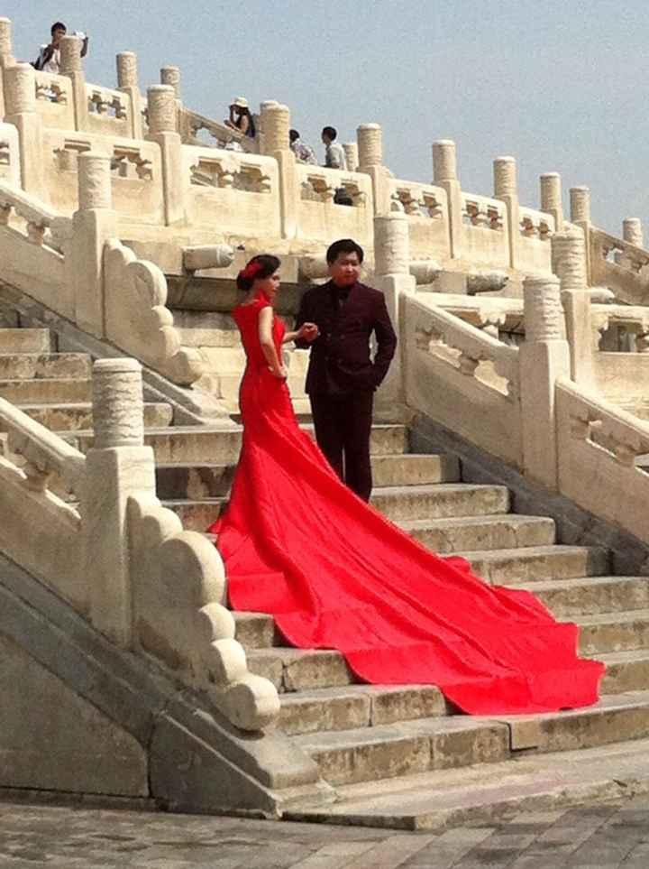 Matrimonio a Pechino