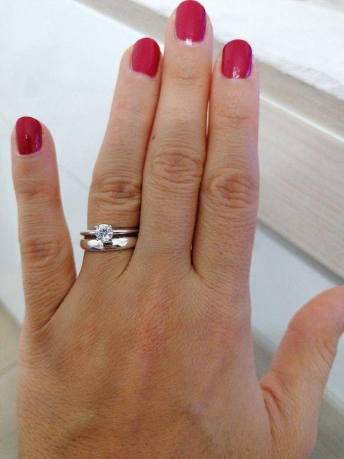 Spose del 2020! Fuori gli anelli! 3