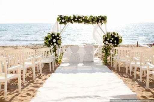 Matrimonio secondo le stagioni (in estate, in inverno, in autunno e in primavera - 1