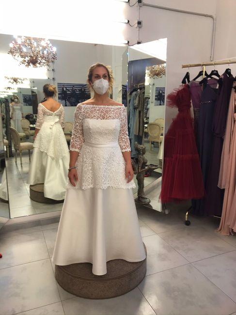 Abito da sposa: Principessa - 1