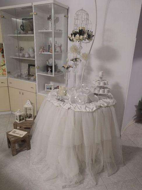 Confettata casa sposa 2