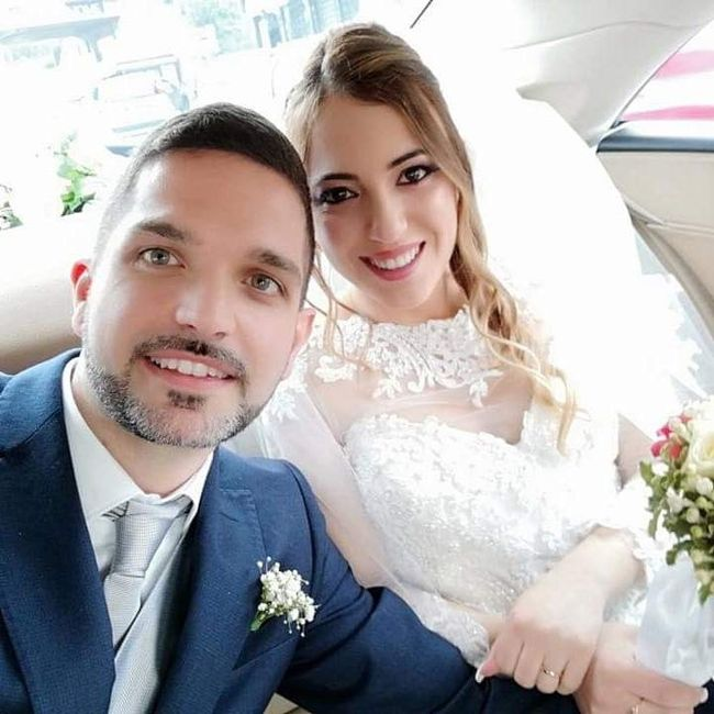 Il primo Selfie da sposati!! 😜❤️📷💒 8
