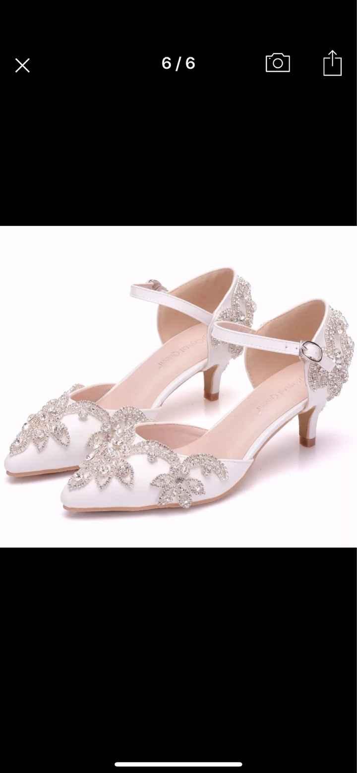 Il catalogo delle scarpe da sposa della Community - 1