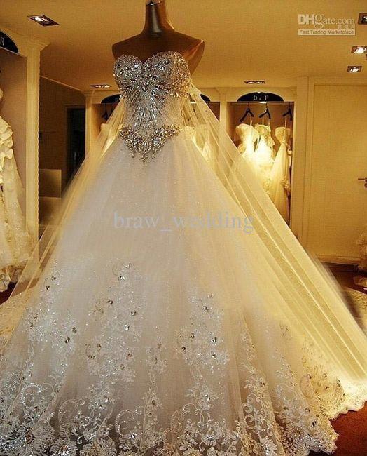 146ee54d83cd Abito da sposa cercasi - Moda nozze - Forum Matrimonio.com
