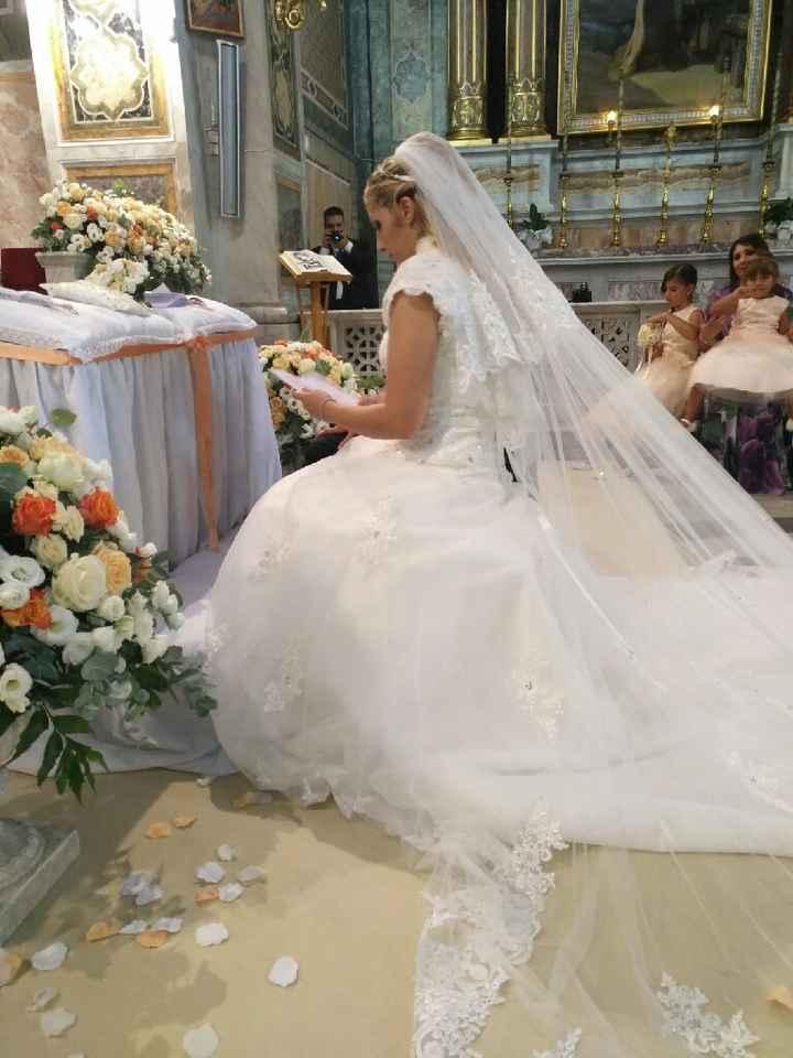 My wedding - 1