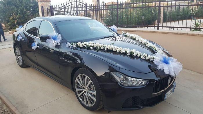 Auto della sposa - 1