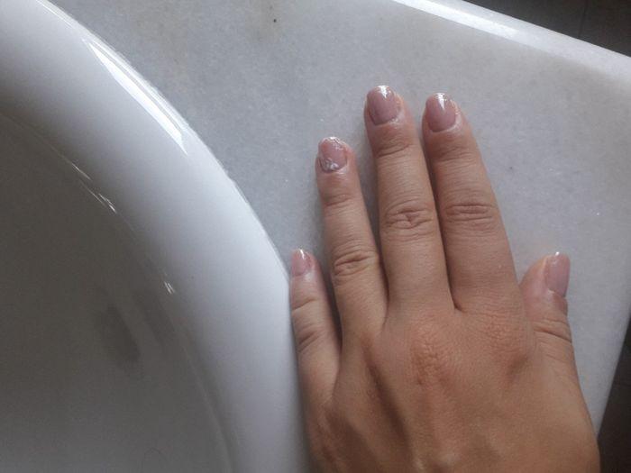 Le mani della sposa :) - 1