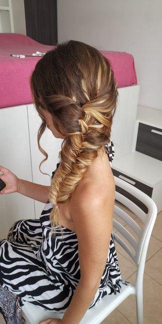 Acconciatura capelli 3