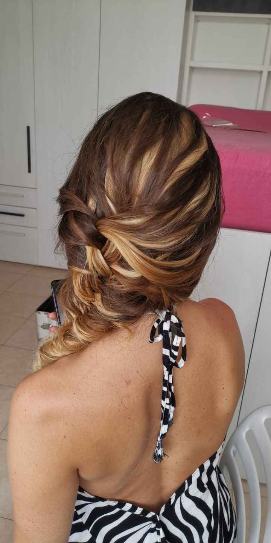 Acconciatura capelli - 4