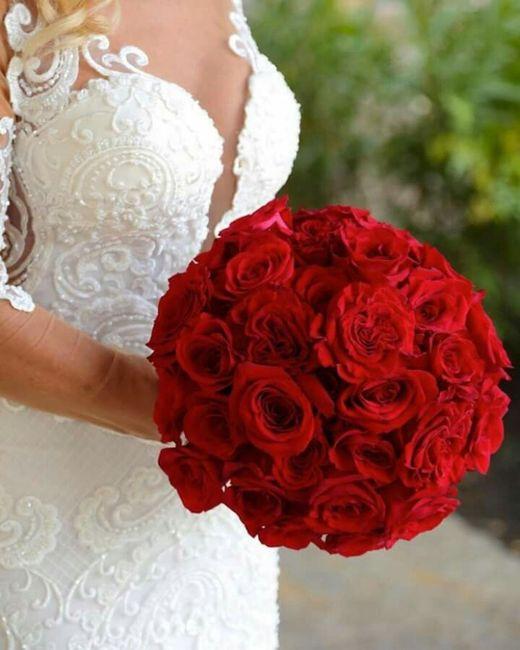 Bouquet sposa! Come sarà il vostro? Postate foto 2