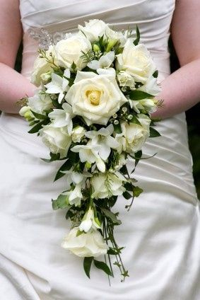 Bouquet Sposa Lungo.Ad Ogni Sposa Il Suo Bouquet Moda Nozze Forum Matrimonio Com