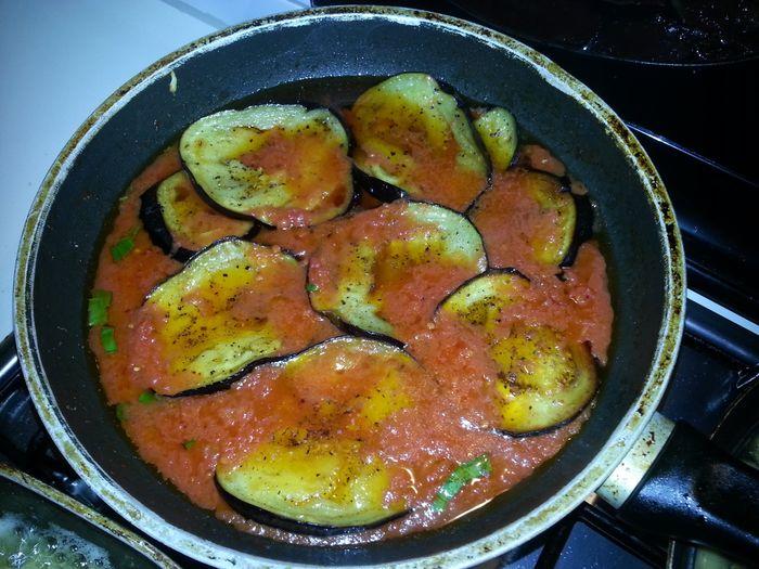 melanzane alla siciliana (almeno credo hihihi)