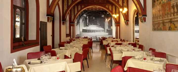 area ristorante