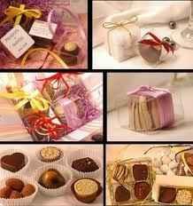 bomboniera di cioccolato