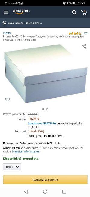 Bomboniere fai da te/scatole 5