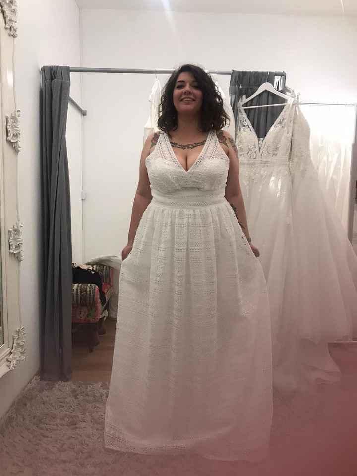 Spose curvy abito - 1