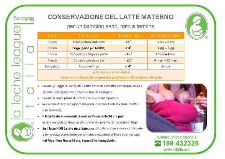 Latte materno - 1