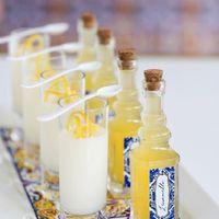 Tema maioliche e limoni - 5