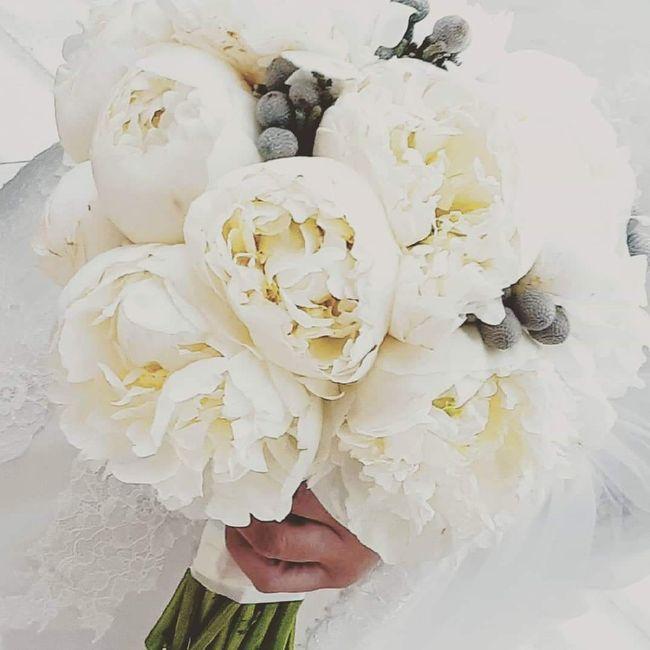 Il mio splendido bouquet 1