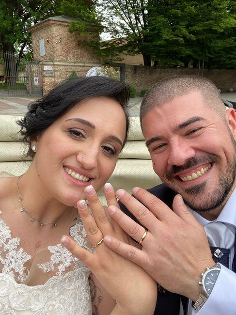 Finalmente sposi ❤️ 1