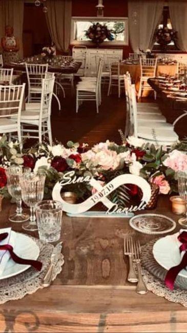 Alla ricerca del centrotavola per il tavolo degli sposi 😍 1