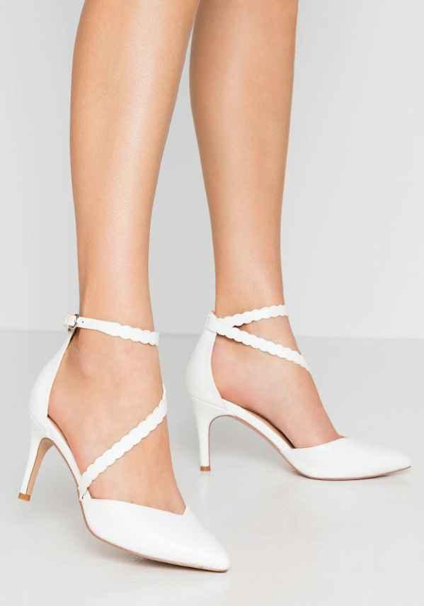 Queste sono le scarpe che ho scelto