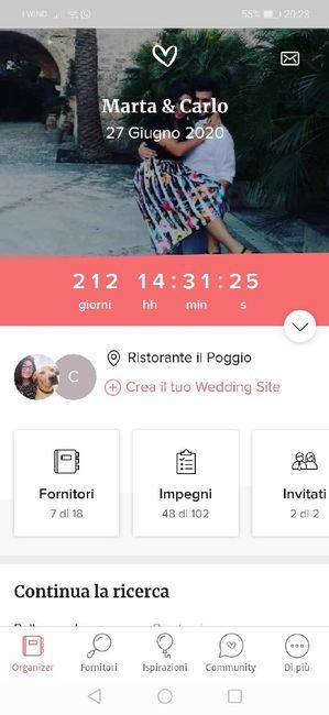 Condividete lo screenshot del vostro countdown! 11
