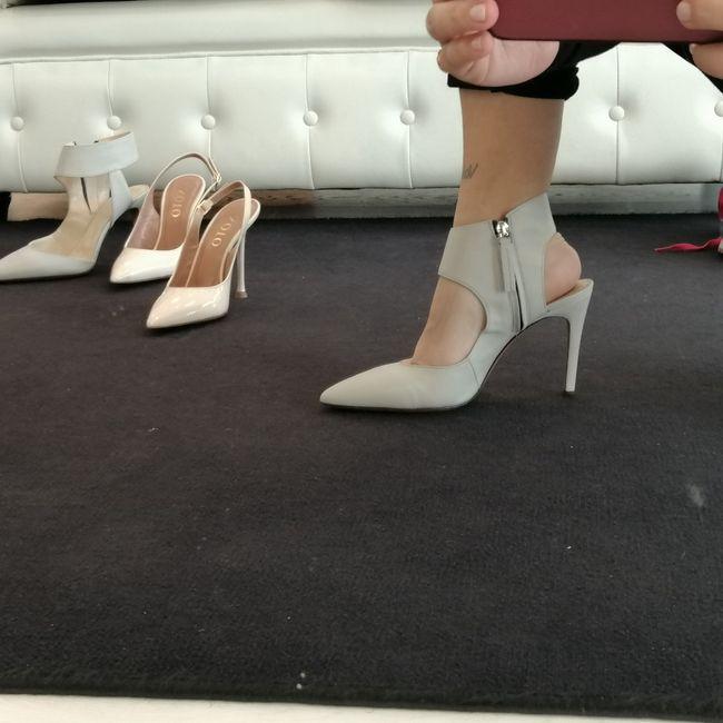 Habemus scarpe!! 👠 1
