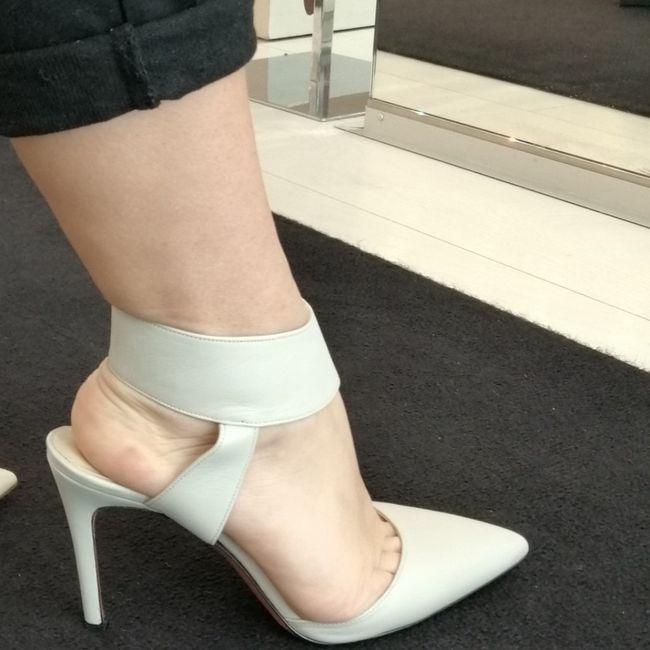 Habemus scarpe!! 👠 2