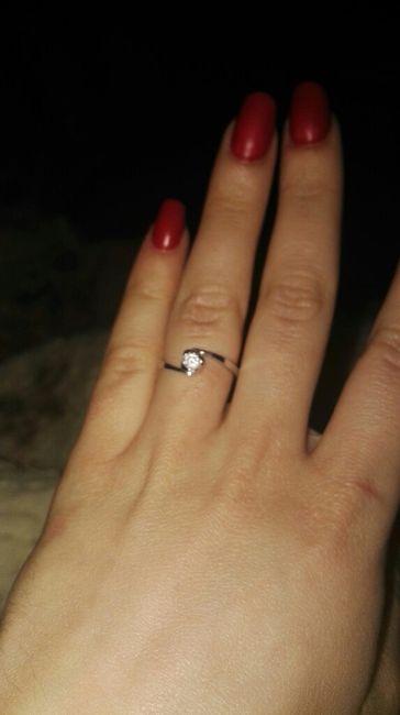 #LoveFriday - Mostrateci il vostro anello di fidanzamento 3