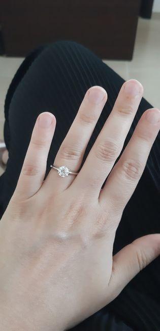 Anello di fidanzamento 💍 11