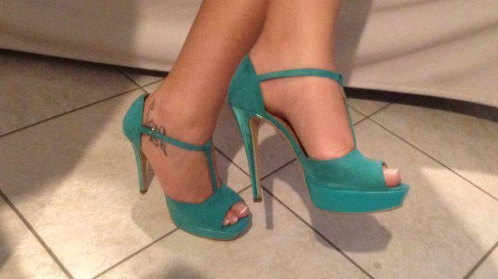 Illuminatemi - scarpe - 1