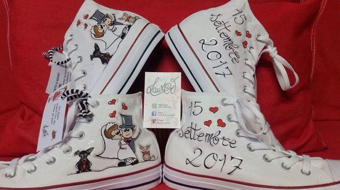 Ecco pronte le scarpe per il mio amore - 1