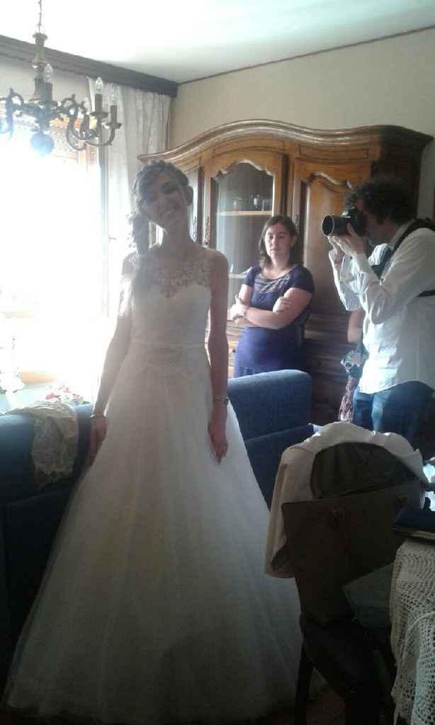 Abito da sposa 👰👰😊 - 1