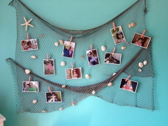 Tableau rete da pesca fai da te forum - Rete da pesca per decorazioni ...