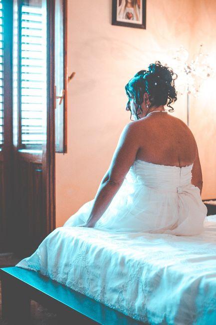 Foto della Camera da letto il giorno delle nozze 6