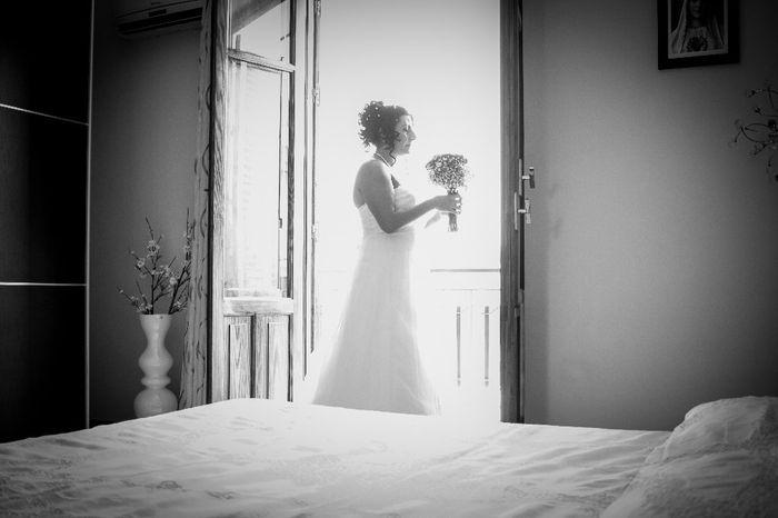 Foto della Camera da letto il giorno delle nozze 28