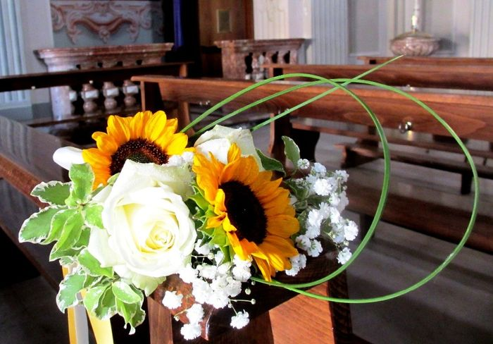 Girasoli Matrimonio Chiesa : Girasoli cerimonia nuziale forum matrimonio