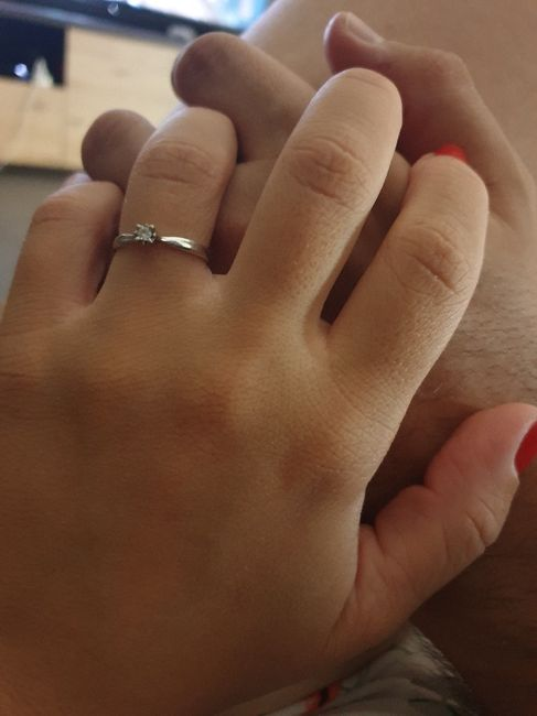Parlaci del tuo anello di fidanzamento e scarica il regalo 6