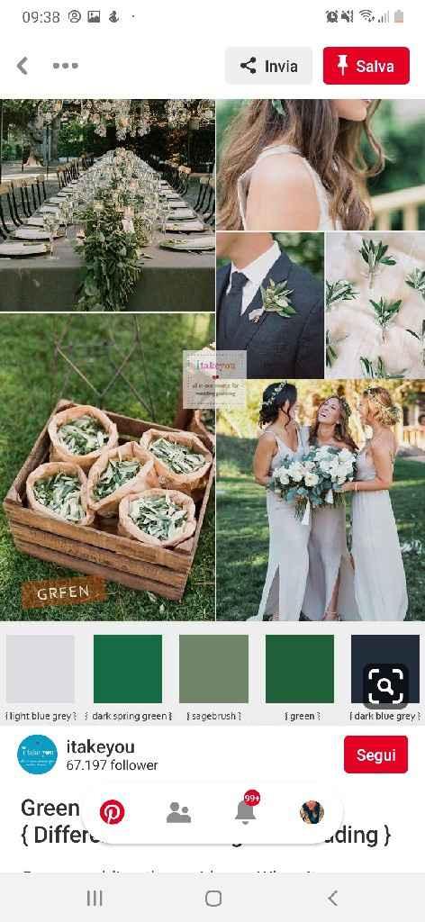 Scelta colori nozze - 3