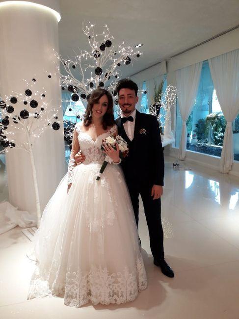 Abito da sposa 👰👰😊 2